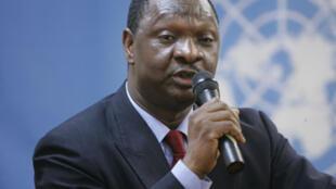Hamadoun Touré, conseiller spécial du Premier ministre malien.