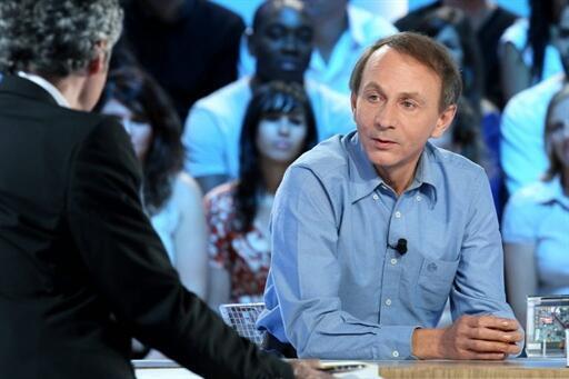 L'écricain Michel Houellebecq, prix Goncourt 2010 pour son roman «La carte et le territoire», photo septembre 2010.