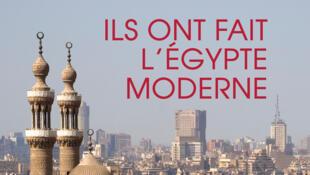 La première de couverture de «Ils ont fait l'Egypte» de Robert Solé, aux Editions Perrin.