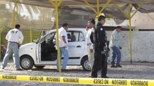 El periodista Marco Ávila fue asesinado por un cartel mexicano en mayo de 2012.