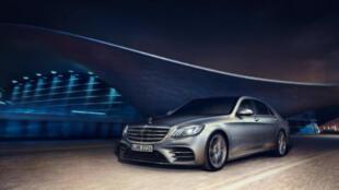 De acordo com a imprensa local, um Mercedes-Benz S500 consta do caderno de encomendas.