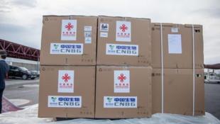Vaccins : la Chine continue son offensive en Afrique et offre 100000 doses au Gabon le 12 mars 2021