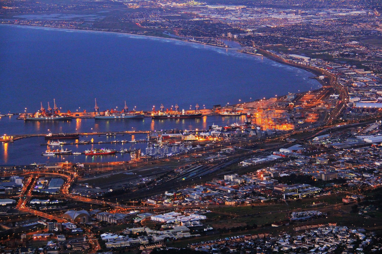 La ville du Cap, en Afrique du Sud (image d'illustration).