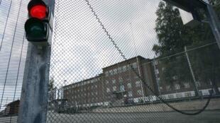 La prison de Ila à Bærum dans la banlieu d'Oslo où est détenu actuellement Anders Breivik.