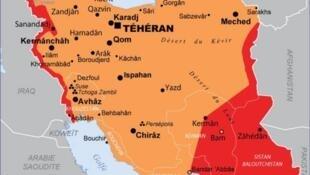 وزارت امور خارجۀ فرانسه سفر به ایران را به دلیل بحران های داخلی و منطقه ای این کشور پُر خطر خواند.