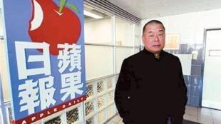 香港商人黎智英担任主席的壹传媒集团