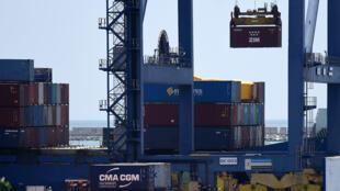 Les douanes du port de Chennai ont révélé la présence de 740 tonnes de nitrate d'ammonium dans plusieurs entrepôts (illustration).