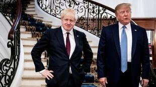 A l'image des États-Unis, le Premier ministre britannique Boris Johnson a attribué les attaques contre l'Arabie saoudite à l'Iran (image d'illustration).