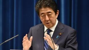 日本首相安倍晉三, 2016. 3 10