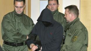 La Justice allemande a estimé qu'Alex Wiens était mû par « une haine xénophobe irrépressible et sans limite »