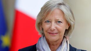 索菲.克呂澤爾夫人 法國政府中負責殘疾人事務的國務秘書 2017年5月18日 巴黎