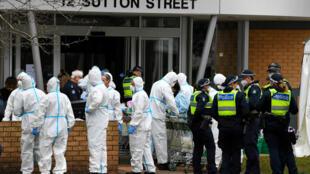 Melbourne, segunda maior cidade da Australia, volta ao isolamento por causa da Covid-19, devido a uma alta no numero de novas contaminacoes - 191 casos em 24 horas.