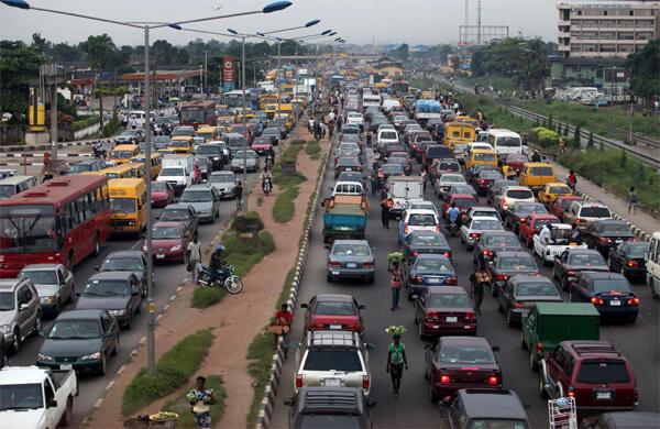 Lagos au Nigeria.