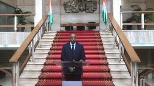 Le Premier ministre ivoirien Patrick Achi est rentré à Abidjan vendredi soir (image d'illustration)