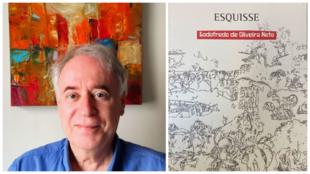 O escritor Godofredo de Oliveira Neto.