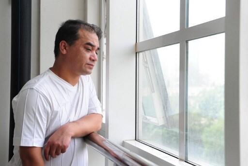 Ilham Tohti, à Pékin, le 12 juin 2010.