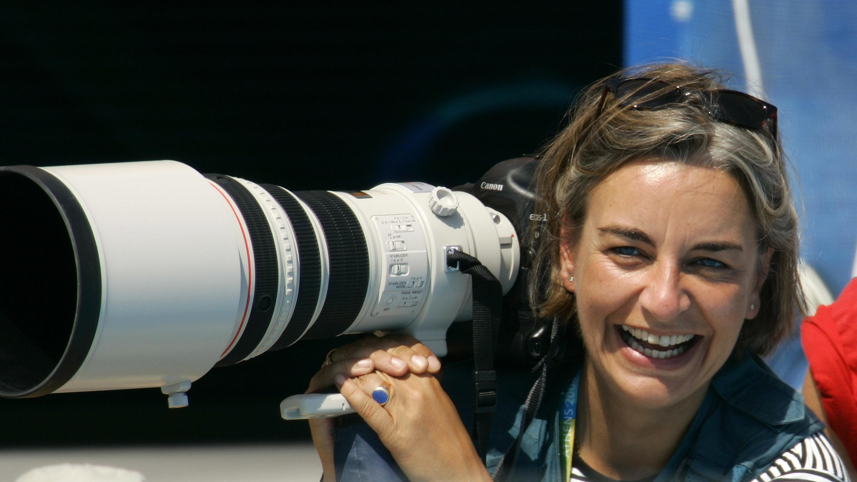 La photographe Anja Niedringhaus a couvert les guerres du monde entier pour AP.