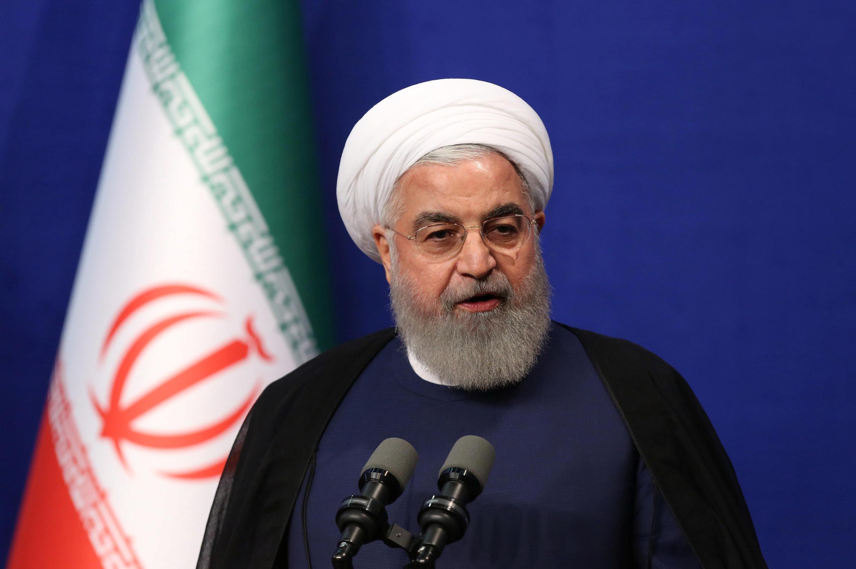 Президент Ирана Хасан Рухани обвинил власти США во лжи после введения новых санкций против Тегерана