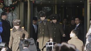 朝鮮牡丹峰少女時代樂團突然停演回國 輿論擔心中朝兩國關係惡化