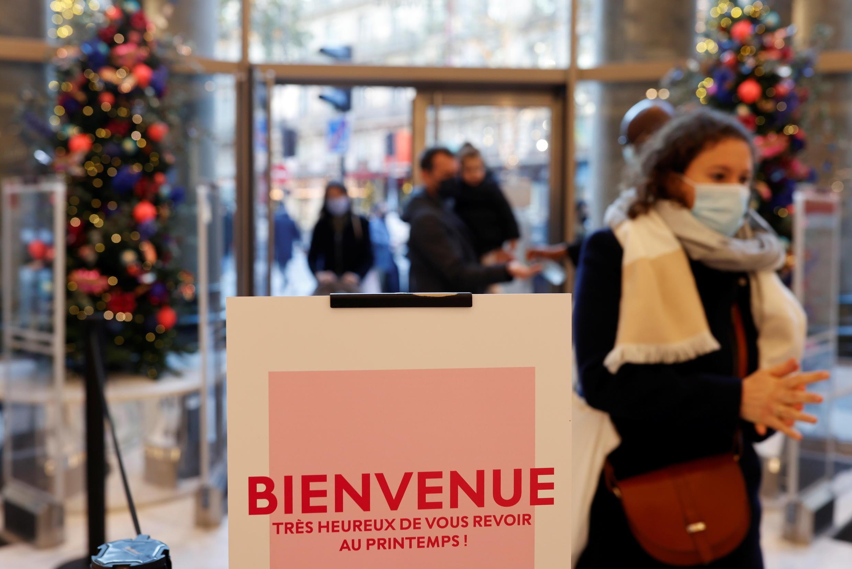 Shops Paris