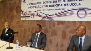 Seminário da UCCLA na Cidade da Praia sobre protecção civil