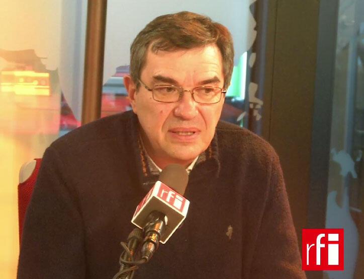 RFI Convida o professor francês de literatura brasileira e tradutor, Michel Riaudel.