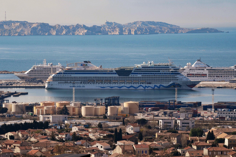 France - Marseille - Tourisme - Bateau - 000_9CX3MA