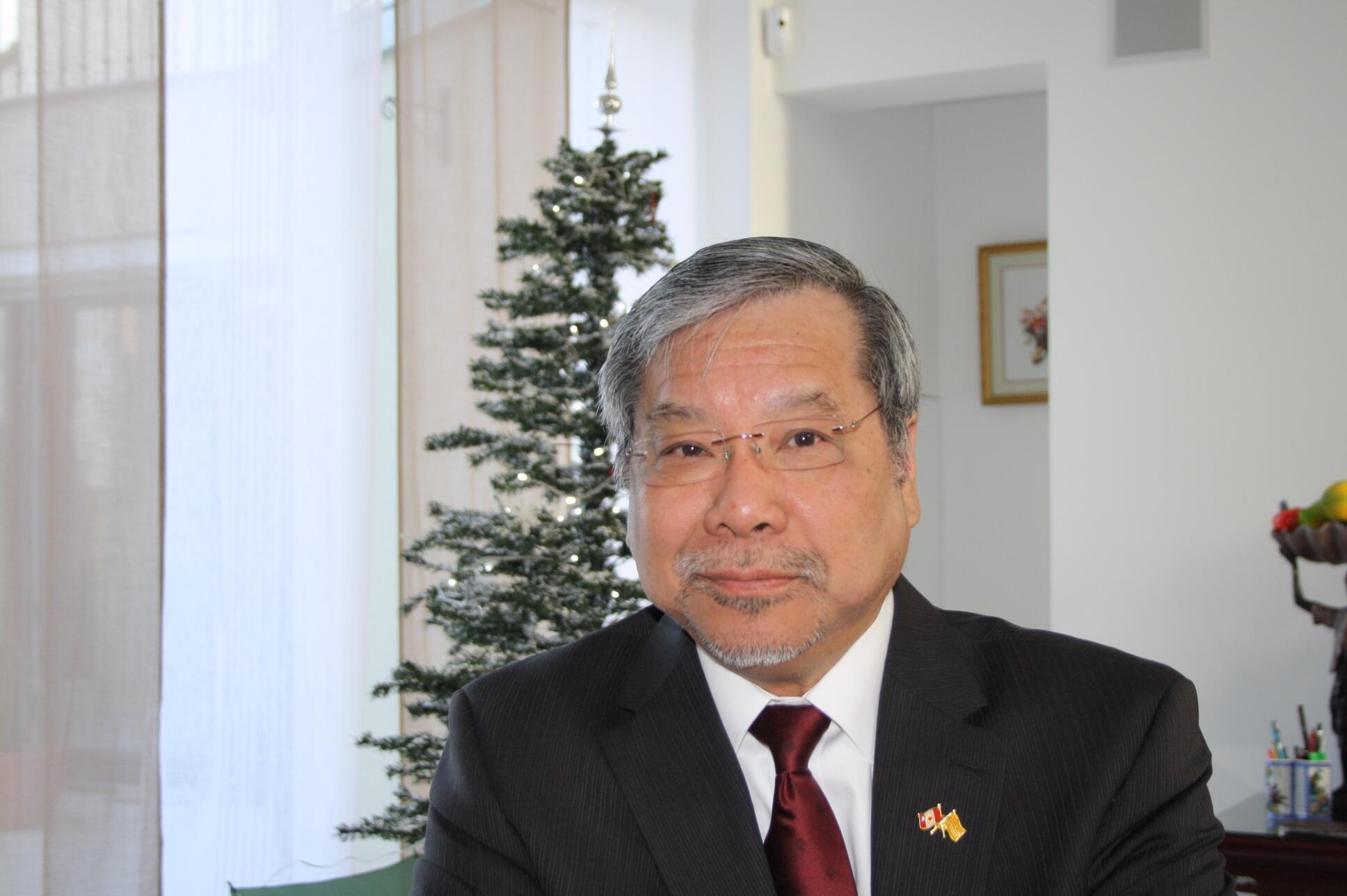 Thượng nghị sĩ Canada Ngô Thanh Hải