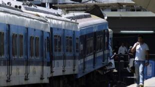 Trem argentino envolvido em acidente é feito de aço carbono.