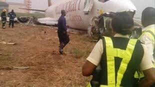 """هواپیمای مسافربری """"بوئینگ ۷۳۷"""" اتیوپی ایرلاین که صبح روز یکشنبه ١٩ اسفند/ ١٠ مارس ٢٠۱٩ ، در مسیر """"آدیس آبابا"""" پایتخت اتیوپی به """"نایروبی"""" پایتخت کنیا، چند دقیقه پس از پرواز سقوط کرد."""