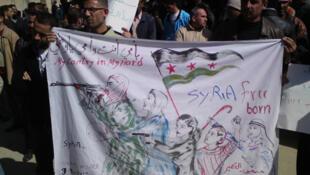 """Alors que l'opposition syrienne ne désarme pas, K. Annan rencontrera samedi Bachar al-Assad et quittera Damas dimanche après des rencontres avec des responsables  gouvernementaux et de la """"société civile""""."""