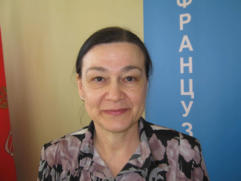 Генеральный консул Болгарии в Санкт-Петербурге Петя Несторова