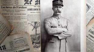 Маршал Филипп Петен