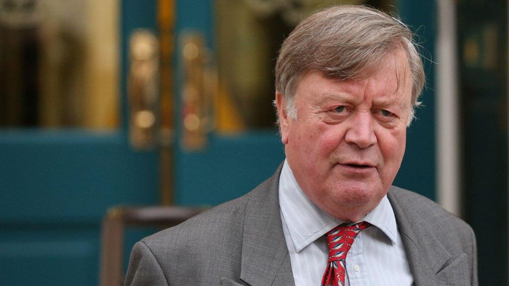 Ken Clarke.