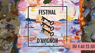 Cartaz do Festival de Avignon 2019