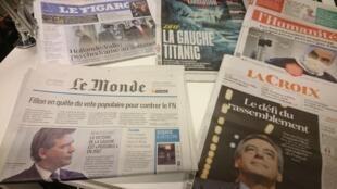 Diários franceses 29.11.2016