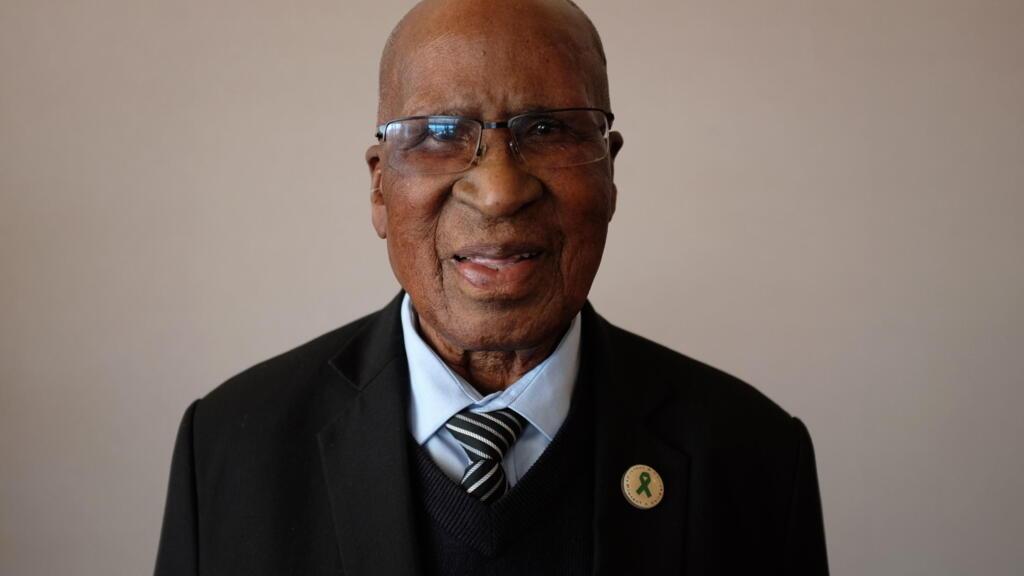 Afrique du Sud: décès d'Andrew Mlangeni, dernier compagnon de lutte de Nelson Mandela