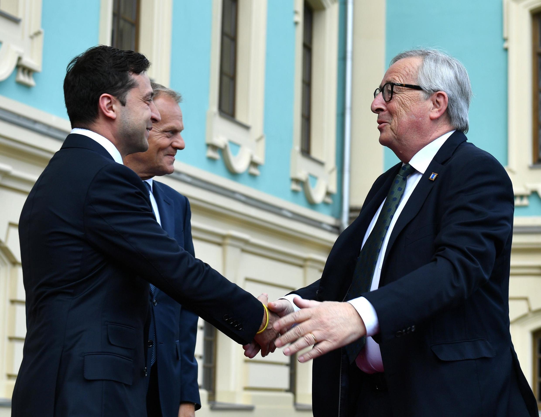 Саммит Украина-ЕС проходит ежегодно