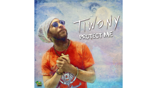 «Protect me», le nouveau single de Tiwony.