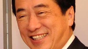 Cựu thủ tướng Nhật Bản Naoto Kan năm 2010.