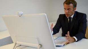 Emmanuel Macron préside ce mardi matin un conseil de défense après l'attaque au Niger.