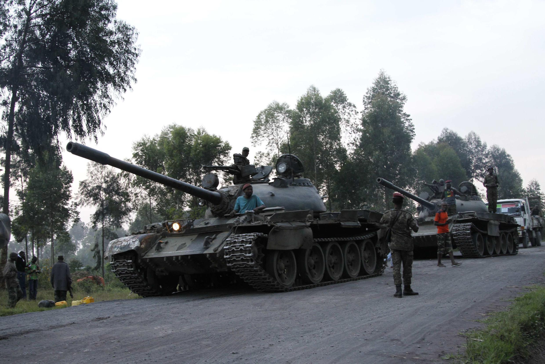 Jeshi la DRC (FARDC) mashariki mwa nchi hiyo.