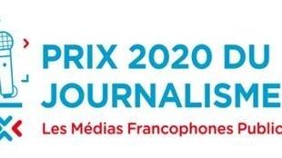Logo prix du journalisme 2020 MFP