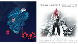 Loya Cover Corail (Loya) et Pédro Kouyaté cover Vis ta vie (Pédro Kouyaté).
