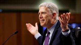 La voix du juge Neil Gorsuch, habituellement du côté des conservateurs, a été décisive dans le vote de la Cour suprême.