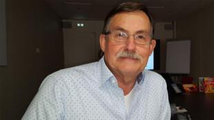 Pascal Codron, premier adjoint au maire de la ville de Nieppe, vice-président de la Communauté de Communes de Flandre Intérieure (CCFI) en charge du développement économique.
