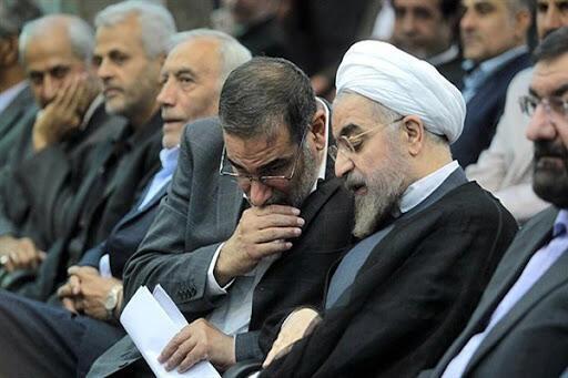 Iran_Rohani_ConseilSecuritéNationale