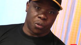A'Salfo, le chanteur de Magic System et créateur du Festival des musiques urbaines d`Anoumabo (Femua).