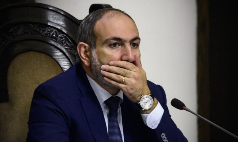 Thủ tướng Nikol Pachinian tại Erevan, ngày 16/10/2018.