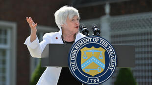 US Treasury Secretary Janet Yellen told Bloomberg higher interest rates would be positive